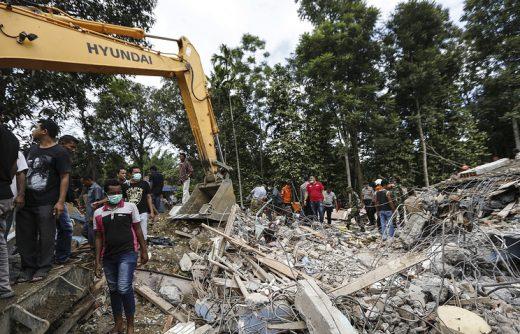 Се срушиле затворските ѕидови: По стравичниот земјотрес избегале 1.200 затвореници