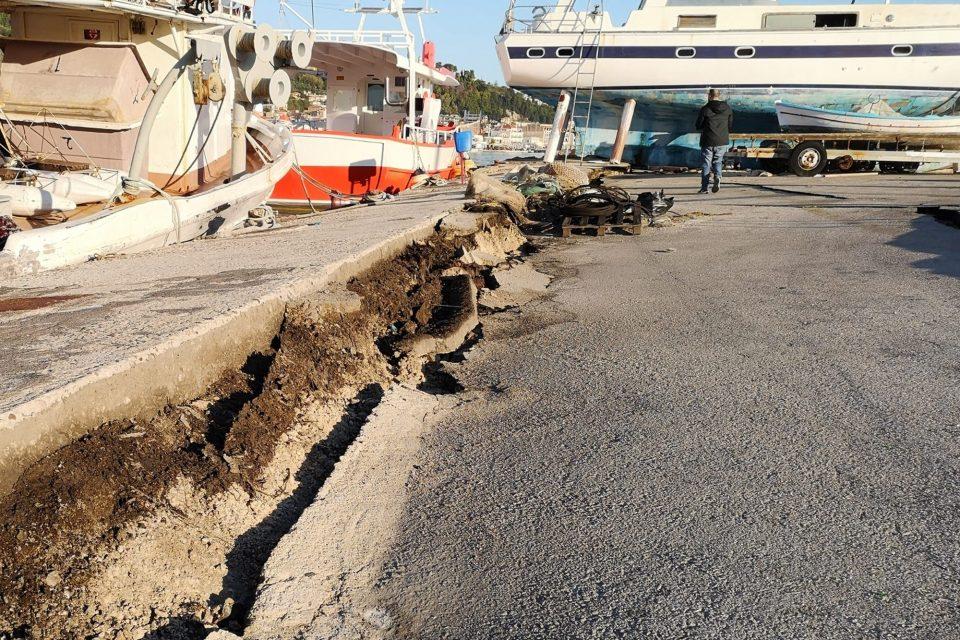 Регистрирани над 35 последователни земјотреси на Закинтос