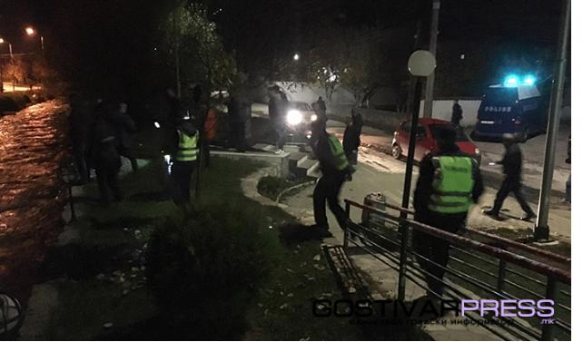Гостивар на нозе: Девојче падна во Вардар бегајќи од кучиња скитници