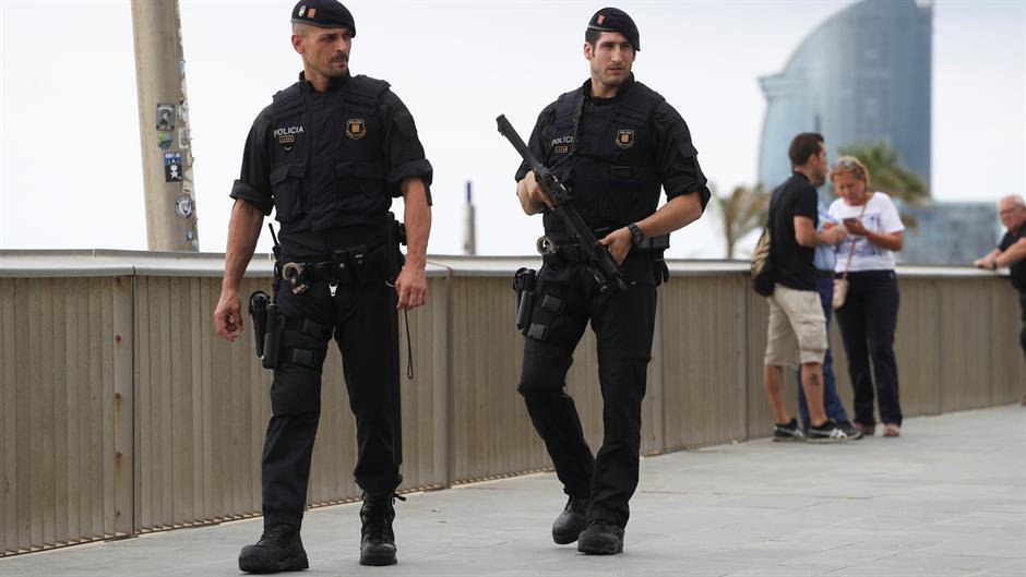 Лажни тревоги за бомби на железничките станици во Барселона и Мадрид