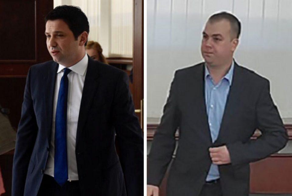 Јанакиески и Божиновски во понеделник на јавна седница ќе бараат укинување на притворот