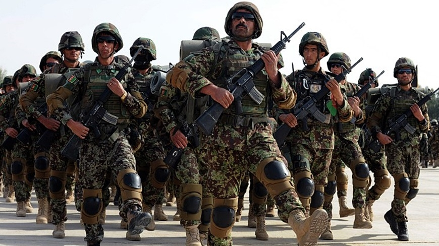 Претседателот на Авганистан: НАТО ќе ја финансира авганистанската Армија до 2024 година