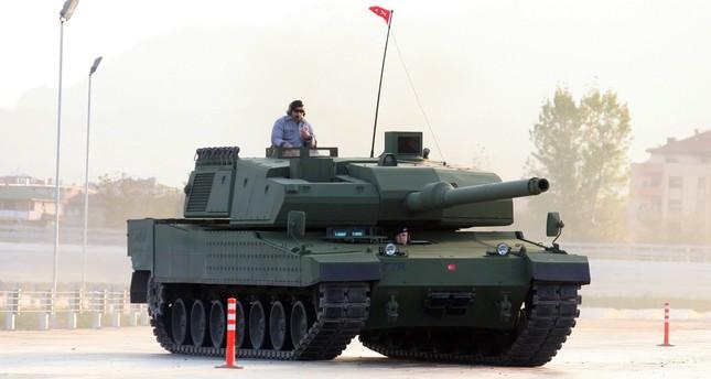 Турција ќе почне масовно производство на сопствен тенк