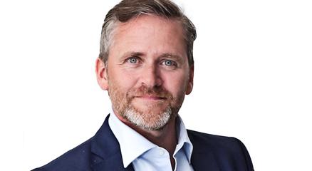Шефот на данската дипломатија Андерс Самуелсен во Македонија