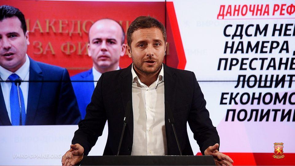Арсовски: Над 450.000 граѓани во Република Македонија во моментов живеат во сиромаштија