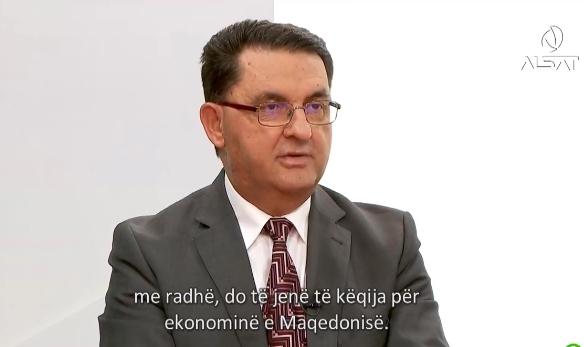 Славески до Тевдовски: Проблем со прогресивно оданочување е тоа што се фокусирате на доходот, а не на богатсвото, губитник ќе биде македонската економија