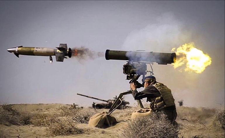 Воена вежба на иранската армија