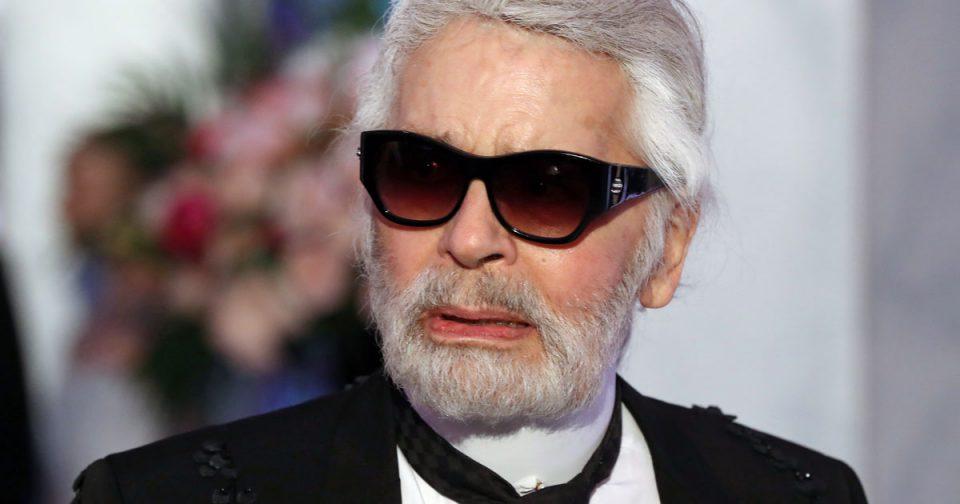 Кралот на модата никогаш не се смее, а сега е јасно и зошто! (ФОТО)