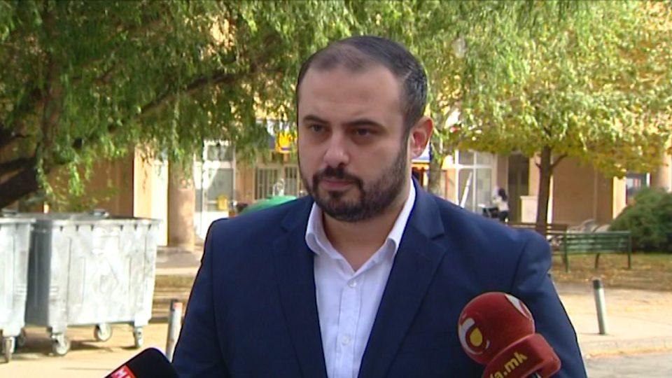 Ѓорѓиевски: Военото профитирање кое што во моментов се случува во Македонија е за најголема осуда и најстрога казна