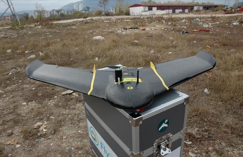 Град Скопје со беспилотно летало ќе ги лоцира изворите на загадување на воздухот