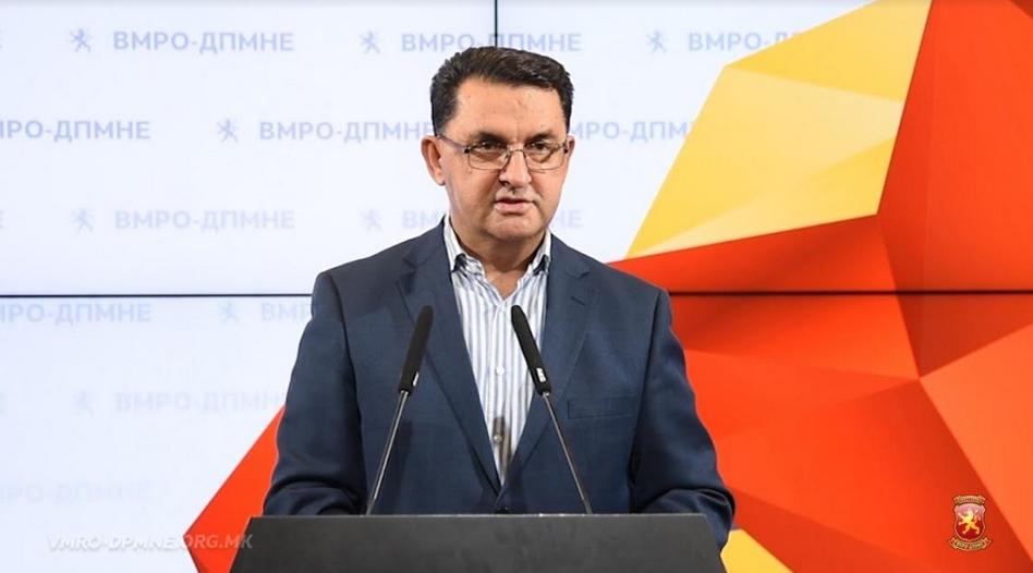 Славески: Воведување на прогресивен данок ќе ја зголеми даночната евазија и ќе влијае негативно на отворање на нови работни места