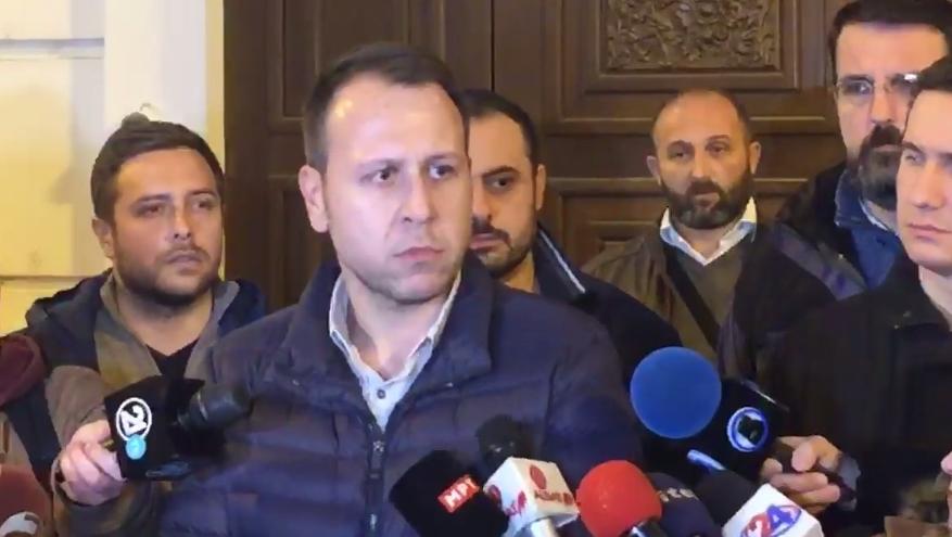 Јанушев: ВМРО-ДПМНЕ е под полициска опсада, ова што се случува е удар врз демократијата