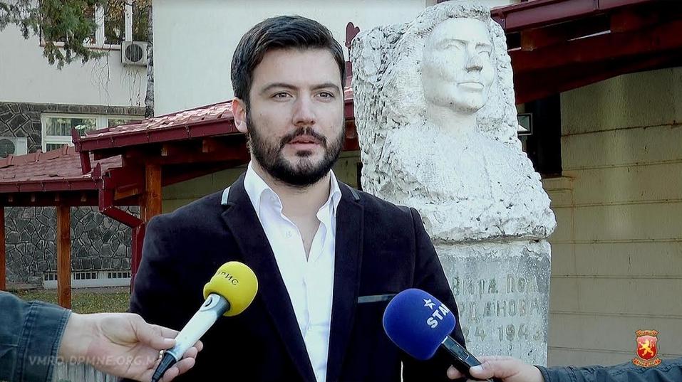 Јорданов: СДСМ пред јавноста ги чествува дејците и борците од НОБ, а во собраниска процедура се одрекува од нив и од АСНОМ