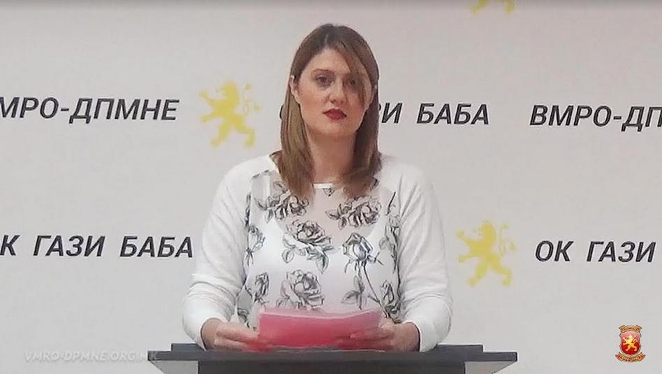 ОК Гази Баба: Една година од мандатот на Георгиевски и СДСМ исполнета со лаги, манипулации и неостварени очекувања