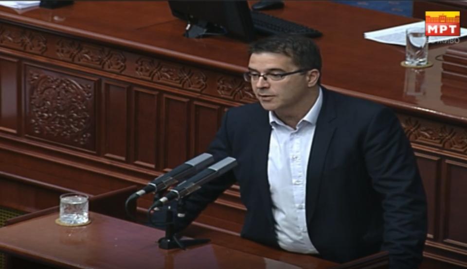 Драган Цуклев: Оваа влада има катастрофално ниво на реализација на капиталните инвестиции
