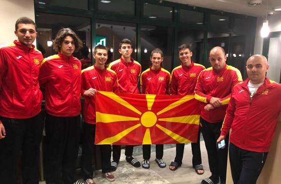 Дејан Георгиевски и другарите ќе атакуваат на медали на Европското таеквондо првенство во Полска