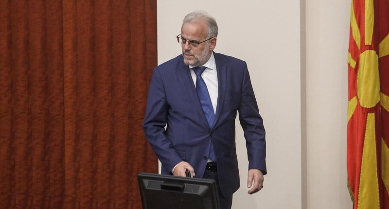 Џафери во среда ја закажа собраниската седница за избор на новите министри