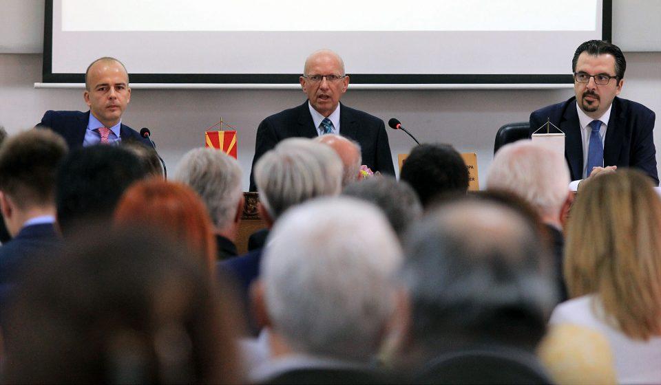 Вонредна седница на Стопанската комора за прогресивното оданочување