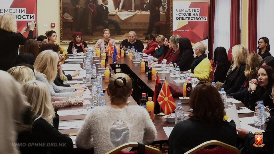 Ласовска: Насилството врз жените треба да се препознае како огромен проблем во општеството наместо да се игнорира