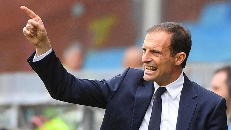 Алегри: На Јувентус ќе му биде потешко да победува следната сезона