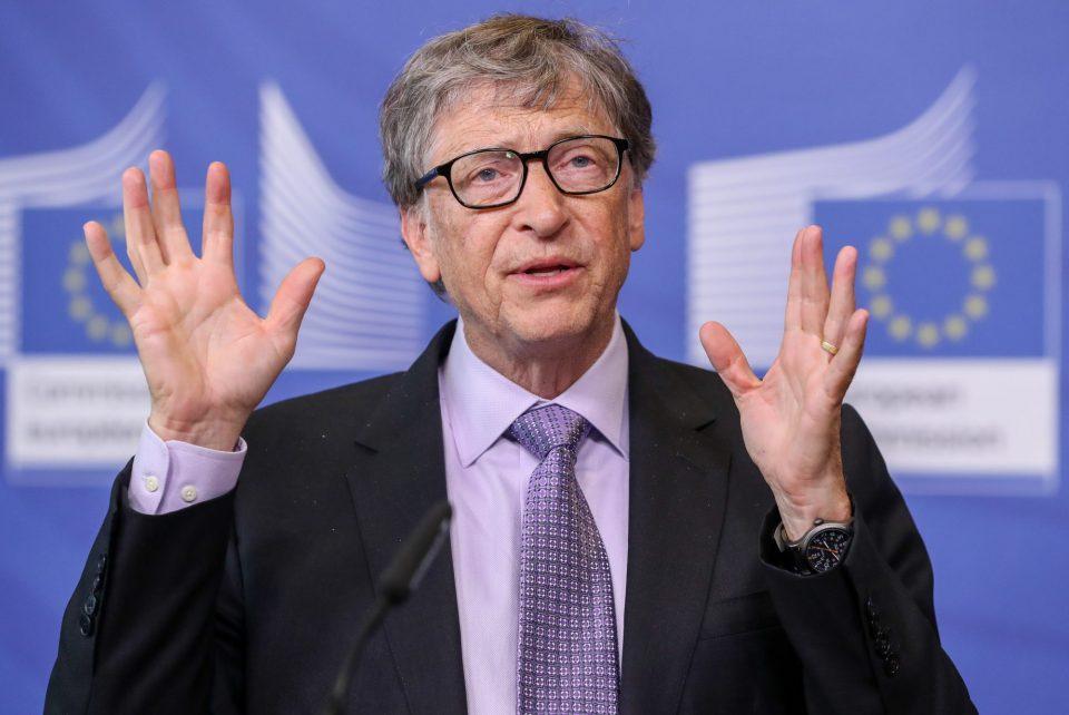 """Бил Гејтс во 2020 година го напуштил """"Мајкрософт"""" поради поранешна романтична врска со вработена"""