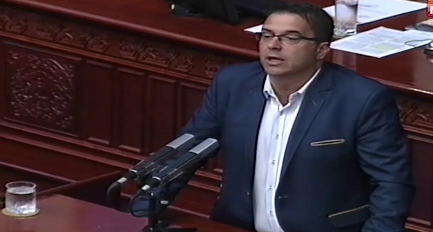 Цуклев до пратениците на СДСМ: Немојте да бидете параван за нешто што смислила владата