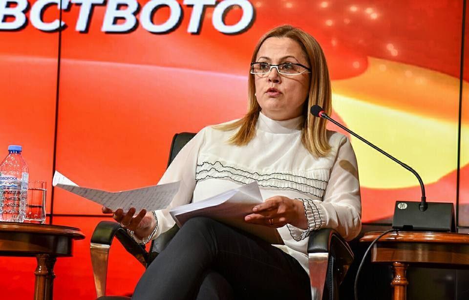 Стојаноска: Со вас само територијална Република Македонија ни остана ништо друго не задржавте вие, ниту една реформа не воведовте, а власта насилно ја придобивте