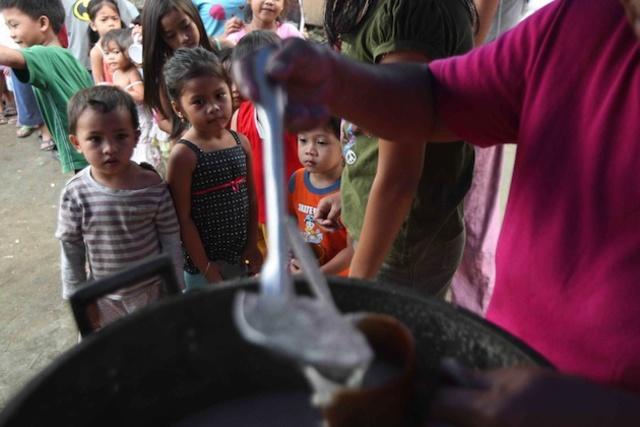 ОН: 486 милиони во Азија се прегладнети