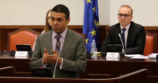 Милошоски најави интерпелација за Димитров