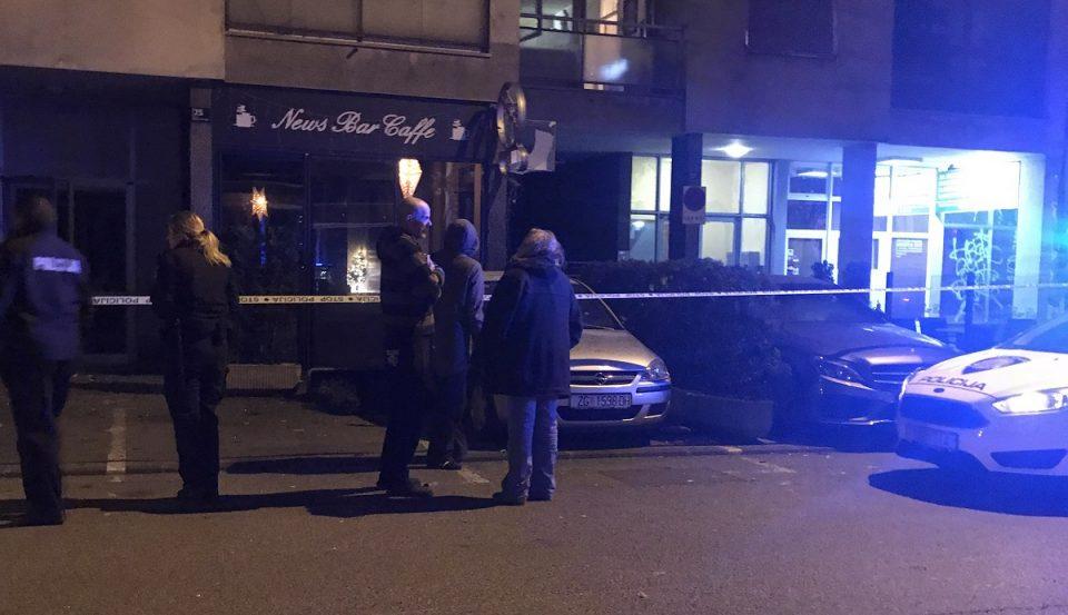 ФОТО: Експлозија утрово во центарот на Загреб