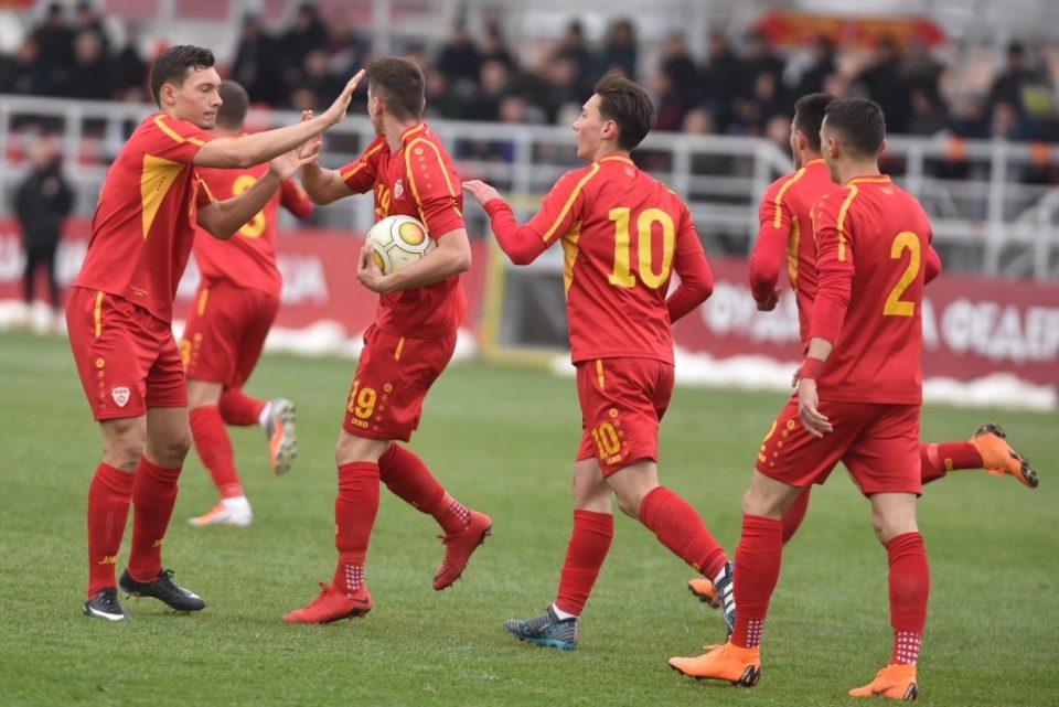 Илиевски го објави списокот на повикани фудбалери за средбите со Србија и со Црна Гора