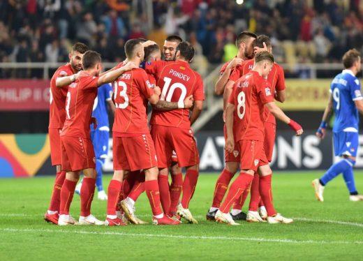 Македонија во четвртиот шешир во квалификациите за СП