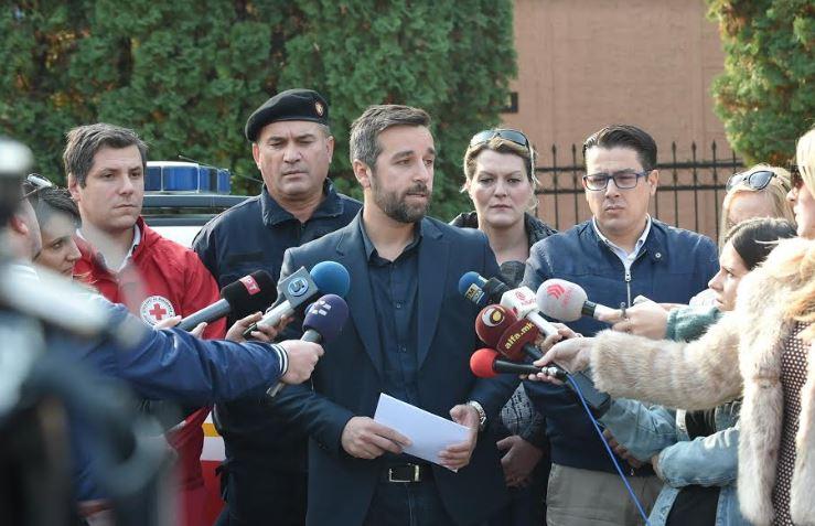Град Скопје апелира: Не пријавувајте отворени огнови на ФБ, пријавете ги на 193