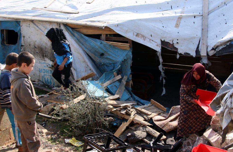 Околу 260 илјади Сиријци се вратија во северниот дел на земјата