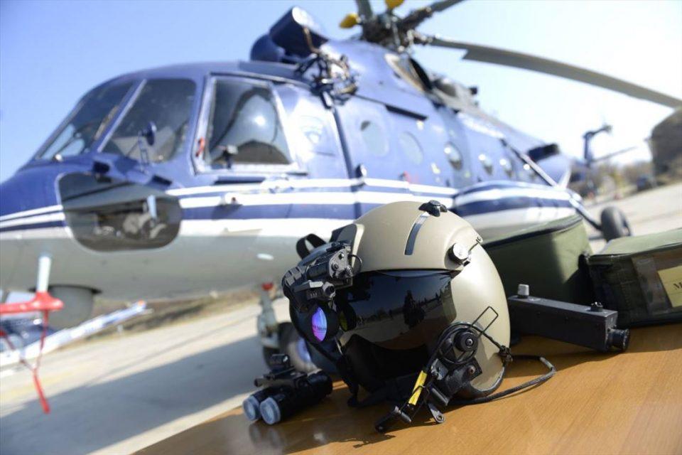 ВИДЕО: Хеликоптерите на МВР се ремонтирани, набавени се униформи за хеликоптерската единица