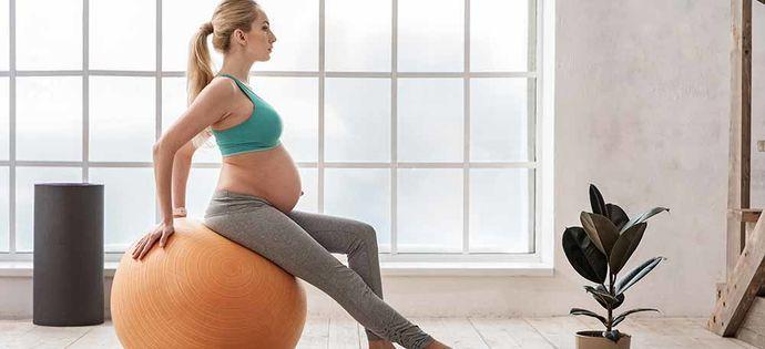 Зошто е важно да вежбате во бременоста?