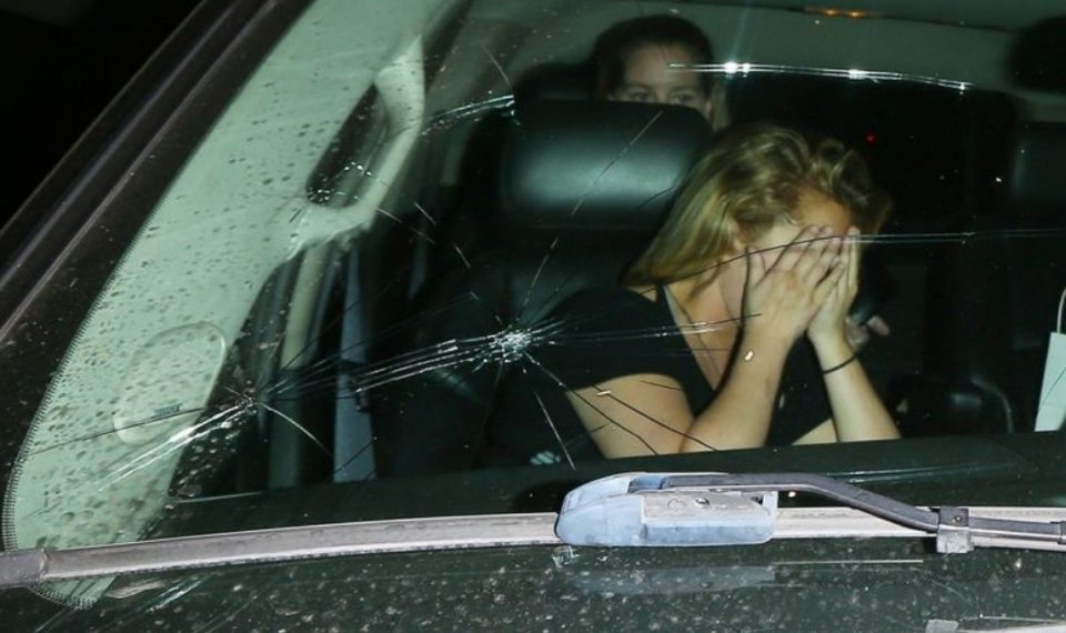 Откако раскина со Кличко, младата актерка целосно изгуби контрола: Пиела со таткото на момчето, а потоа настана хаос