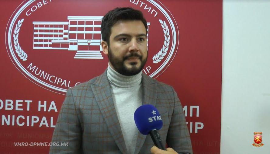 Јорданов: Предложено покачување на цените на паркинг услугите во Штип