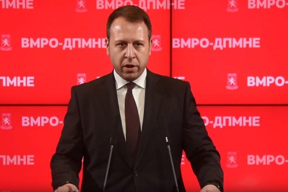 Јанушев: Политичкиот прогон на однародената и криминална власт кулминира