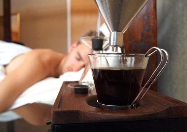 Алгоритам што пресметува кое е најдоброто време за кафе