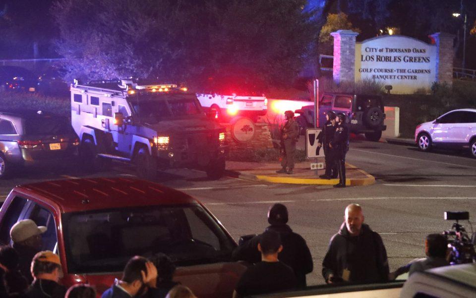 Напаѓачот кој уби 12 лица во бар во Калифорнија се самоубил