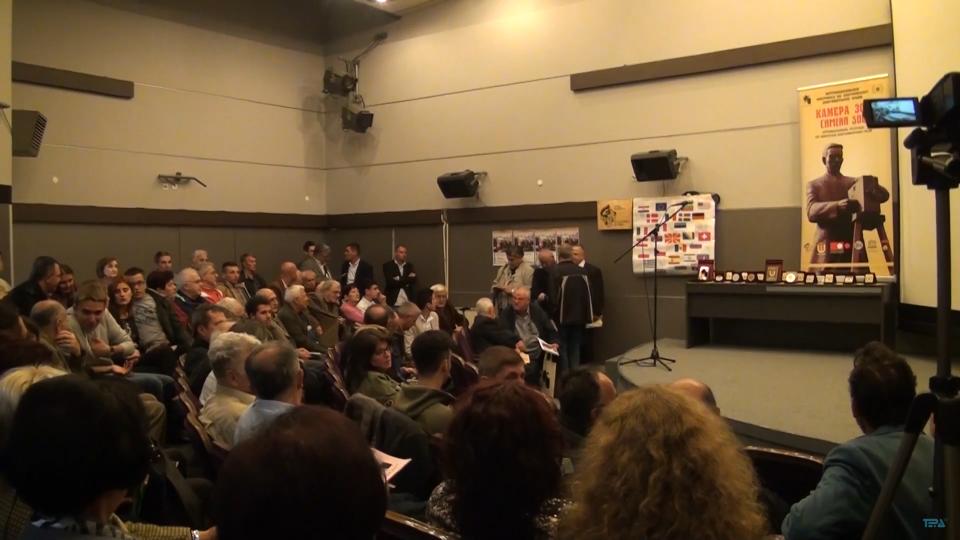 """Два документарни етнолошки филма на кустоси од кумановскиот музеј освоија награди на фестивалот """"Камера 300"""" во Битола"""