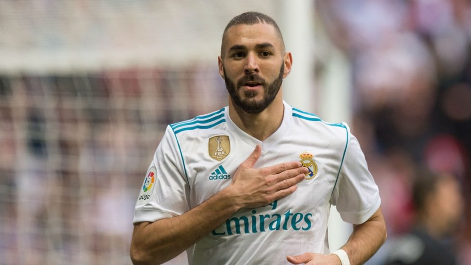Бензема се искачи на петтото место на листата на стрелците за Реал Мадрид