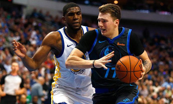 НБА: Дончиќ го покори шампионот Голден Стејт