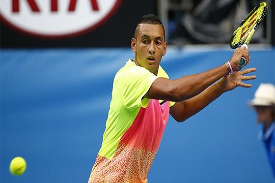Тенисерот Киргиос почна да посетува психолог