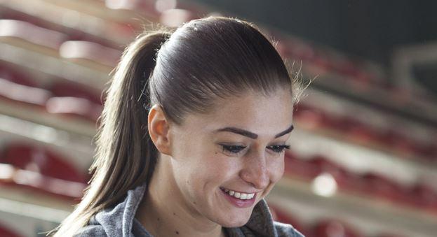 Погледнете што направи Едина Муса за време на тренинг (ФОТО)