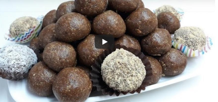 ВИДЕО: Топчиња од медени срца и бисквити
