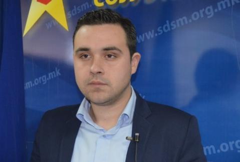 Нетпрес: Мајката на Костадин Костадинов, портпаролот на СДСМ, доби вработување во Централен регистар