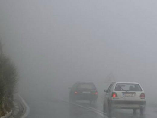 Намалена видливост на Ѓавато до 100 метри поради магла