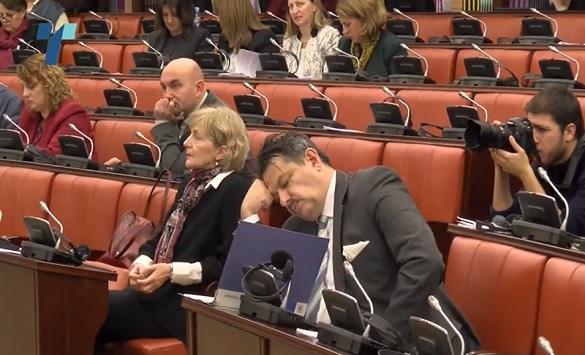 """Комисија за животна средина на ВМРО-ДПМНЕ: Дали додека ЕУ сака да се опоравува """"зелено"""", нашиот Јани спие во зимски сон?"""